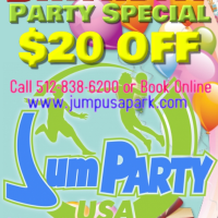 birthdayparty special 20 off