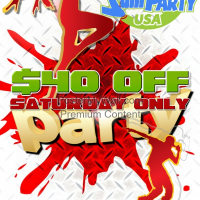 birthdayparty special 40 off AD small saturday only