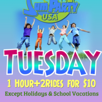 tuesday 1+2 special