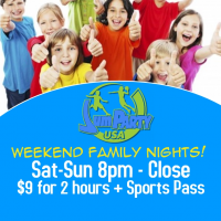 weekend family night special