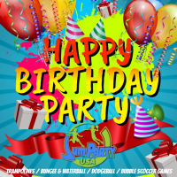 birthday party general ad