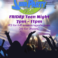friday teen night party2